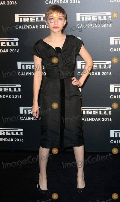 Annie Leibovitz Photo - November 30 2015 - Tavi Gevinson attending Gala Evening To Celebrate The Pirelli Calendar 2016 By Annie Leibovitz at The Roundhouse in Camden London UK