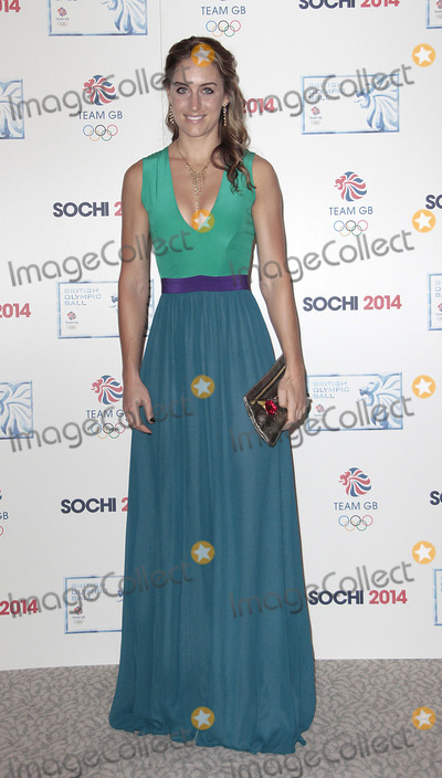 Amy William Photo - Oct 30 2013 - London England UK - British Olympic Ball to celebrate 100 days till the Sochi 2014 Olympic Winter Games The Dorchester Hotel LondonPictured Amy Williams