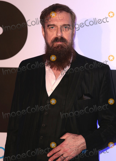 Jim Sclavunos Photo - Sep 17 2014 - London England UK - 20000 Days On Earth Gala Screening The Barbican Centre LondonPhoto Shows Jim Sclavunos