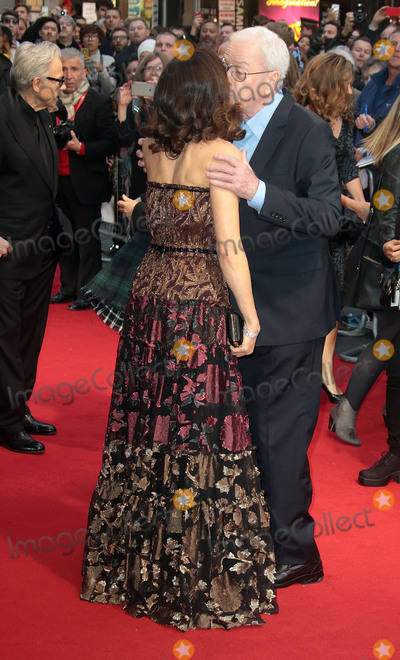 Michael Caine Photo - October 15 2015 - Michael Caine and Rachel Weisz attending Youth screening at BFI London Film Festival at Odeon Leicester Square in London UK