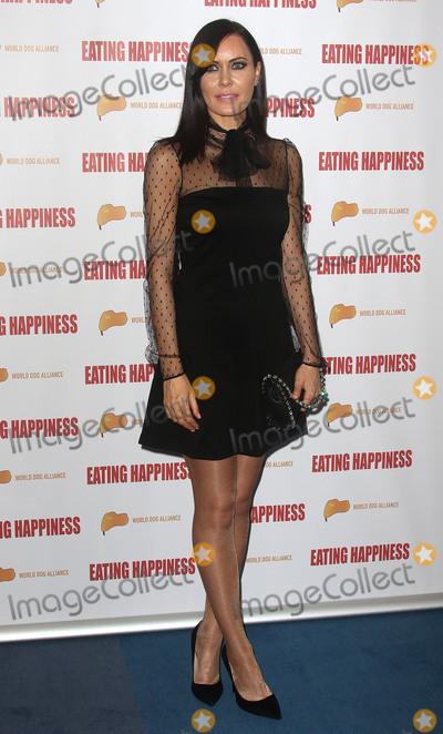 Mondrian Hotel Photo - Jan 25 2016 - London England UK - Linzi Stoppard attending Eating Happiness - VIP screening at the Mondrian Hotel London