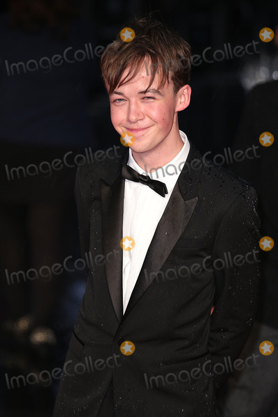 Alex Lawther Photo - Oct 08 2014 - London England UK - The Imitation Game - Opening Night Gala VIP Arrivals - 58th London Film FestivalPhoto Shows Alex Lawther