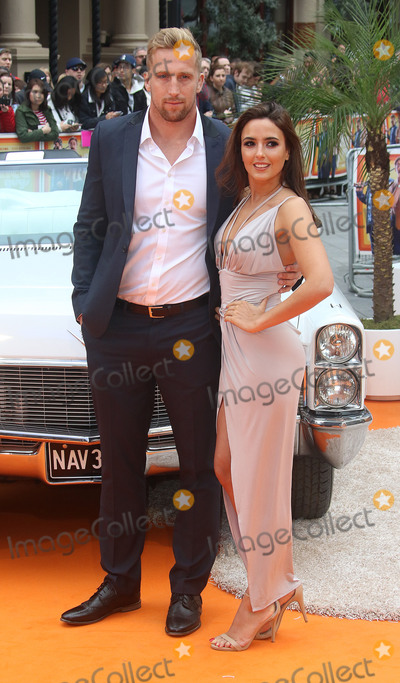 Nadia Forde Photo - May 19 2016 - Nadia Forde attending UK Premiere of The Nice Guys at Odeon Leicester Square in London UK
