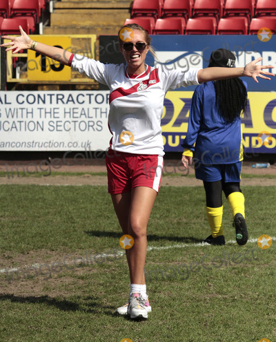 Aisleyne Horgan-Wallace Photo - May 18 2014 - London England UK - Soccer Six Tournament Charlton Athletic LondonPictured Aisleyne Horgan-Wallace