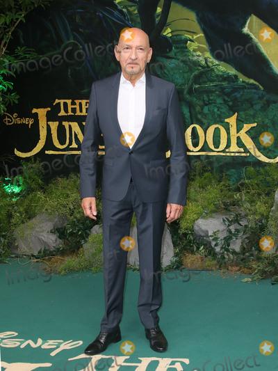 Ben Kingsley Photo - April 11 2016 - Sir Ben Kingsley attending The Jungle Book European Premiere at BFI Imax in London UK