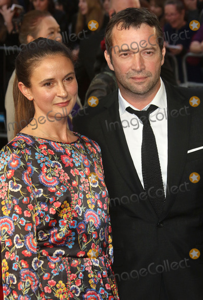 Adam James Photo - October 9 2015 - Jessica Adams and James Purefoy  attending High-Rise screening at BFI London Film Festival at Odeon Leicester Square in London UK