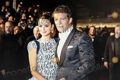 Antonio Banderas Photo - CANNES FRANCE - MAY 17 Penelope Cruz and Antonio Banderas attends the screening of Pain And Glory (Dolor Y Gloria Douleur Et Gloire) during the 72nd annual Cannes Film Festival on May 17 2019 in Cannes France (Photo by Laurent KoffelImageCollectcom)