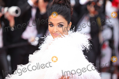 Aishwarya Rai Photo - CANNES FRANCE - MAY 20 Aishwarya Rai attends the screening of Le Belle Epoque during the 72nd annual Cannes Film Festival on May 20 2019 in Cannes France (Photo by Laurent KoffelImageCollectcom)