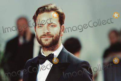 Alessandro Borghi Photo - VENICE ITALY - SEPTEMBER 01 Alessandro Borghi walks the red carpet ahead of the Wasp Network screening during the 76th Venice Film Festival at Sala Grande on September 01 2019 in Venice Italy(Photo by Laurent KoffelImageCollectcom)