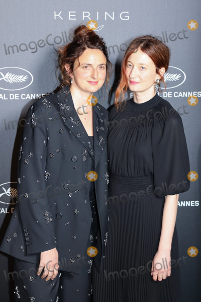 Alba Rohrwacher Photo - CANNES FRANCE - MAY 19 Alice Rohrwacher and Alba Rohrwacher at Place de la Castre on May 19 2019 in Cannes France(Photo by Laurent KoffelImageCollectcom)