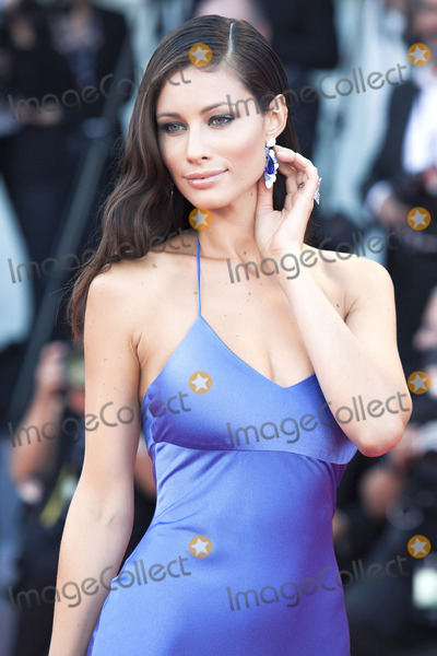 Marica Pellegrinelli Photo - VENICE ITALY - SEPTEMBER 05 Marica Pellegrinelli walks the red carpet ahead of the mother screening during the 74th Venice Film Festival at Sala Grande on September 5 2017 in Venice Italy