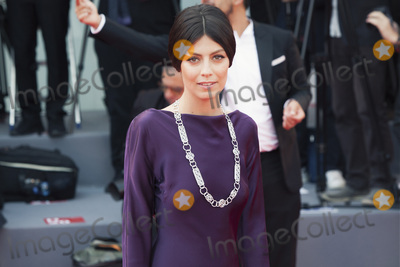 Alessandra Mastronardi Photo - VENICE ITALY - SEPTEMBER 02 Alessandra Mastronardi walks the red carpet ahead of the Suburbicon screening during the 74th Venice Film Festival at Sala Grande on September 2 2017 in Venice Italy(Photo by Laurent KoffelImageCollectcom)