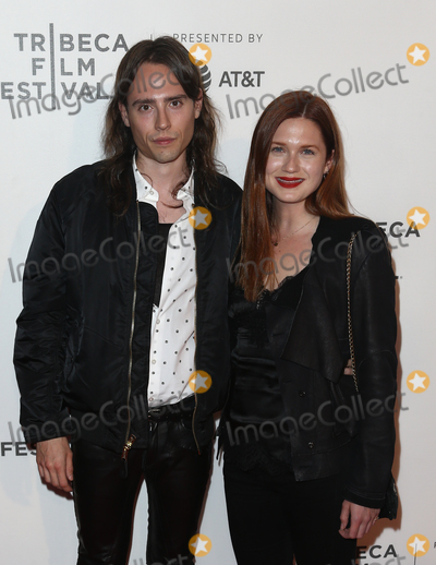 Bonnie Wright Photo - NEW YORK - APR 26 Bonnie Wright (R) and guest attend the premiere of The Circle during the 2017 Tribeca Film Festival at the at BMCC Tribeca PAC on April 26 2017 in New York City