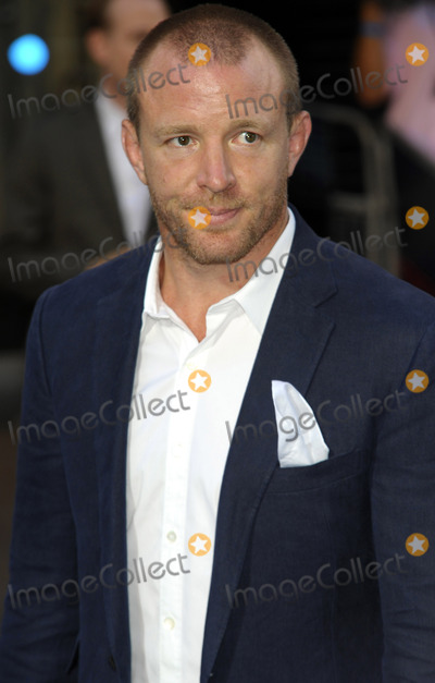 GUY RICHIE Photo - Guy Richie at the World premiere of Inception on July 8 2010 in London