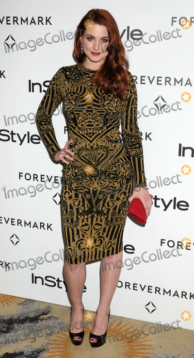 Alexandra Breckenridge Photo - January 10 2012 LAAlexandra Breckenridge at the Forevermark and InStyle Pre-Golden Globe Party held at the Beverly Hills Hotel on January 10 2012 in Los Angeles