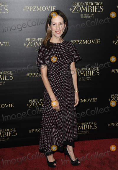 Allison Shearmur Photo - January 21 2016 LAAllison Shearmur arriving at the premiere of Screen Gems Pride and Prejudice and Zombies on January 21 2016 in Los Angeles CaliforniaBy Line Peter WestACE PicturesACE Pictures Inctel 646 769 0430