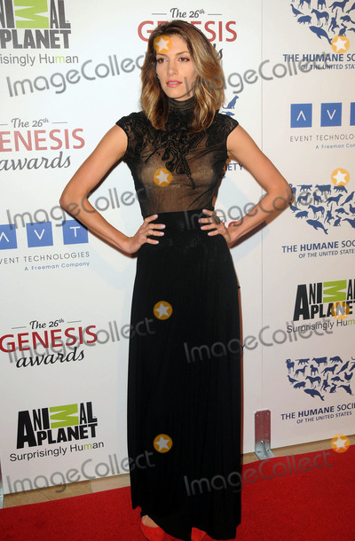 Dawn Olivieri Photo - Dawn Olivieri arriving at the 26th Annual Genesis Awards at The Beverly Hilton Hotel on March 24 2012 in Beverly Hills California