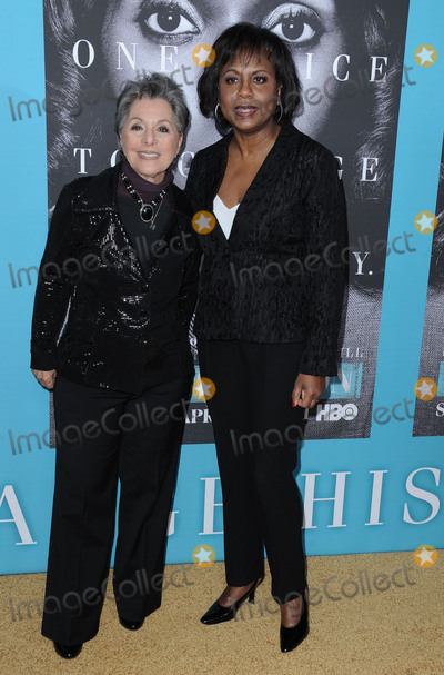 Anita Hill Photo - March 31 2016 LABarbara Boxer and Anita Hill arriving at the premiere of Confirmation at the Paramount Theater on March 31 2016 in Hollywood CaliforniaBy Line Peter WestACE PicturesACE Pictures Inctel 646 769 0430