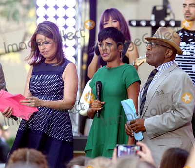 Al Roker Photo - August 26 2016 New York CitySavannah Guthrie and Al Roker on NBCs Today show at the Rockefeller Plaza on August 26 2016 in New York City By Line Serena XuACE PicturesACE Pictures IncTel 6467670430