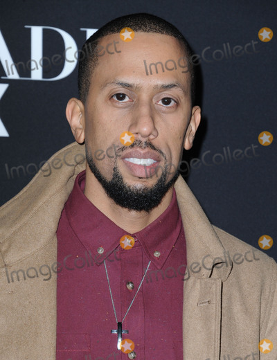 Affion Crockett Photo - January 26 2016 LAAffion Crockett arriving at the premiere of Fifty Shades Of Black at the Regal Cinemas LA Live on January 26 2016 in Los Angeles CaliforniaBy Line Peter WestACE PicturesACE Pictures Inctel 646 769 0430