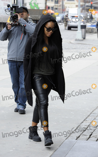 Angela Simmons Photo - March 16 2015 New York CityReality TV actress Angela Simmons arrived at a downtown hotel on March 16 2015 in New York CityBy Line Curtis MeansACE PicturesACE Pictures Inctel 646 769 0430