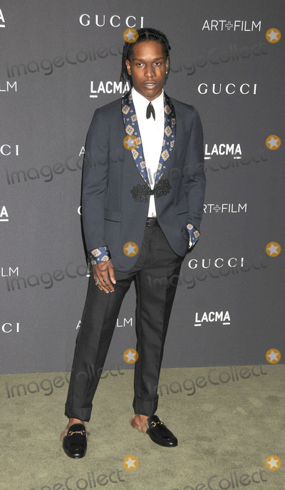 AAP Rocky Photo - October 29 2016 LAAAP Rocky arriving at the 6th Annual LACMA Art  Film Gala held at the The Los Angeles County Museum of Art on october 29 2016 in LABy Line FamousACE PicturesACE Pictures IncTel 6467670430