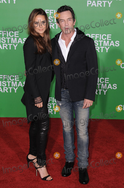 Ann Russell Photo - December 7 2016 LALisa Ann Russell and Jeff Probst arriving at the premiere of Office Christmas Party at the Regency Village Theatre on December 7 2016 in Westwood CaliforniaBy Line Peter WestACE PicturesACE Pictures IncTel 6467670430