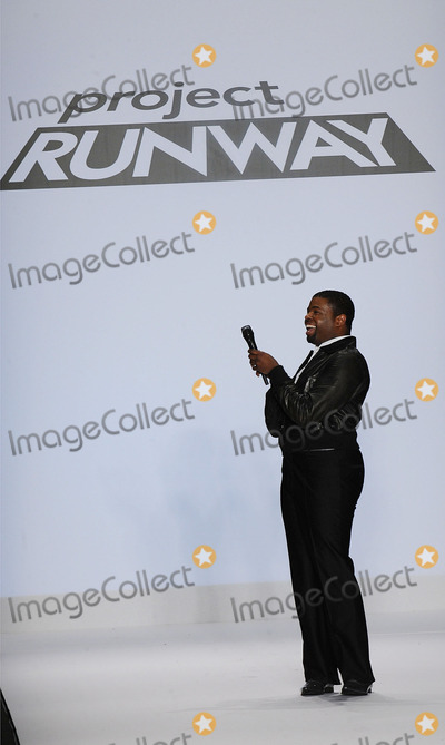 Anthony Williams Photo - Designer  Anthony Williams at the Project Runway Fall 2010 Fashion Show during the Mercedes-Benz Fashion Week Fall 2010 at Bryant Park on February 12 2010 in New York City
