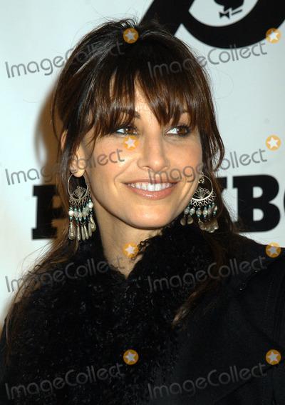 Playboy Magazine Photo - GINA GERSHON  at the celebration of the 50th Anniversary of Playboy Magazine New York November 5 2003