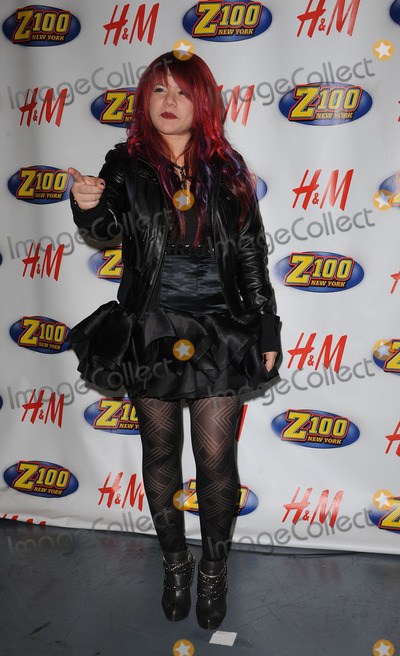 Allison Iraheta Photo - Allison Iraheta in the press room at  Z100s Jingle Ball 2009 at Madison Square Garden on December 11 2009 in New York City