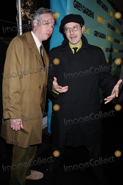 Adam Horowitz Photo - Musicians Adam Yauch and Adam Horovitz at the HBO Films premiere of Grey Gardens at The Ziegfeld Theater on April 14 2009 in New York City