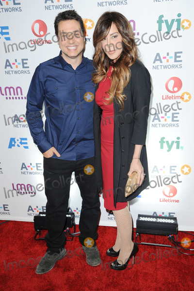 Adam Ferrara Photo - May 8 2014 New York CityAdam Ferrara and Alex Tyler attending the AE Networks 2014 Upfronts at the Park Avenue Armory on May 8 2014 in New York City
