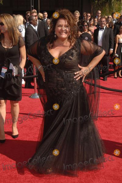 Aida Turturro Photo - Actress Aida Turturro arrives at the 59th Primetime Emmy Awards held at Shrine Auditorium in Los Angeles CA