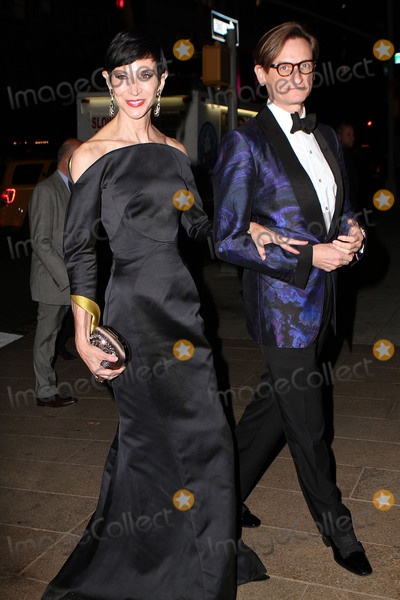 Amy Fine Collins Photo - October 21 2015 New York CityAmy Fine Collins and Hamish Bowles arriving at the American Ballet 75th Anniversary Fall Gala at the David H Koch Theater at Lincoln Center on October 21 2015 in New York CityBy Line Nancy RiveraACE PicturesACE Pictures Inctel 646 769 0430