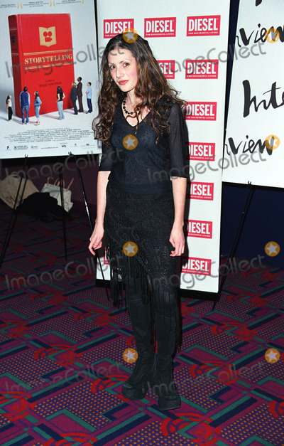 Aleksa Palladino Photo - Actress ALEKSA PALLADINO at the premiere of Todd Solondzs film Storytelling hosted by Fine Line Features Interview Magazine and Diesel at the United Artists Theater in Union Square New York January 22 2002  2002 by Alecsey Boldeskul  ONE-TIME REPRODUCTION RIGHTS