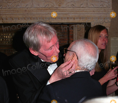 Peter OToole Photo - Peter OToole greets Eli Wallach at the Players Clubs Pipe Night For Peter OToole Benefit in New York January 27 2002  2002 by Alecsey BoldeskulNY Photo Press  ONE-TIME REPRODUCTION RIGHTS