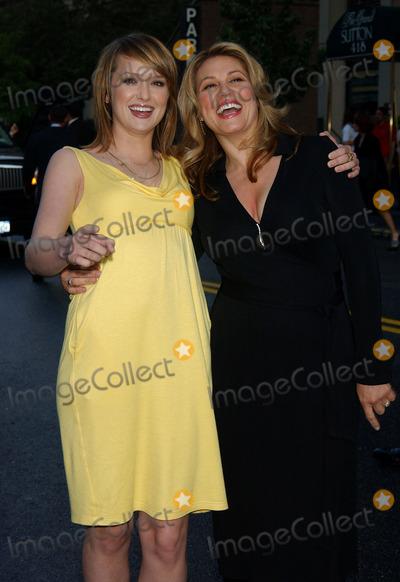Anita Barone Photo - Kaylee DeFer and Anita Barone at the FOX Broadcasting Company Upfront
