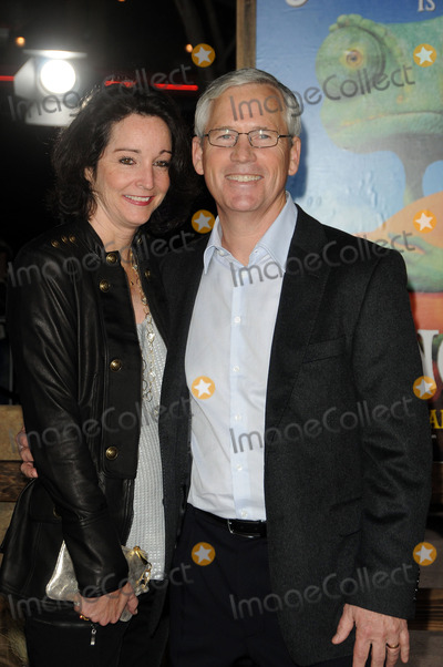John B Photo - Producer John B Carls arriving at the premiere of  Rango at the Village Theater on February 14 2011 in Los Angeles CA
