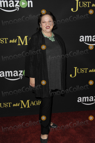 Amy Hill Photo - January 14 2016 LAAmy Hill arriving at the premiere of Amazons Just Add Magic at the ArcLight Hollywood on January 14 2016 in Hollywood California By Line Peter WestACE PicturesACE Pictures Inctel 646 769 0430