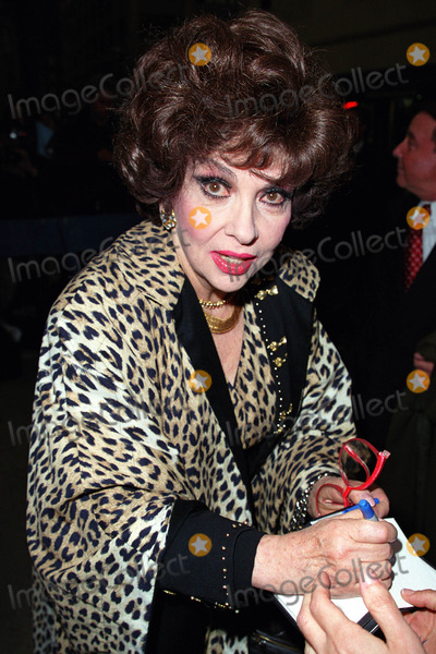 Liza Minnelli Photo - GINA LOLLOBRIGIDA at Liza Minnellis wedding rehearsal at Marble Collegiate Church in New York March 15 2002   2002 by Alecsey BoldeskulNY Photo Press     PAY-PER-USE          NY Photo Press    phone (646) 267-6913     e-mail infocopyrightnyphotopresscom