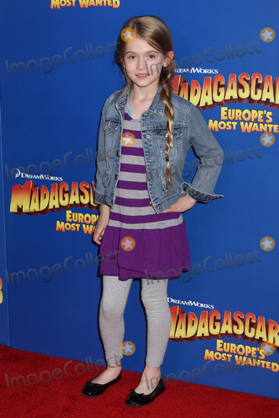 Ashley Gerasimovich Photo - June 7 2012 New York City Ashley Gerasimovich attends the Madagascar 3 Europes Most Wanted New York Premiere at Ziegfeld Theatre June 7 2012 in New York City
