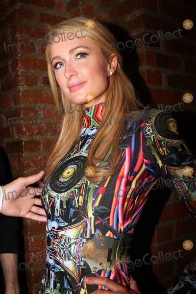 The Blonds Photo - February 12 2014 New York CityParis Hilton at the The Blonds fashion show during MADE Fashion Week Fall 2014 at Milk Studios on February 12 2014 in New York City