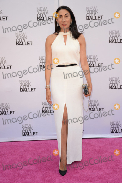 ANH DOUNG Photo - September 20 2016  New York CityAnh Doung attending the New York City Ballet 2016 Fall Gala at the David H Koch Theater at Lincoln Center on September 20 2016 in New York CityCredit Kristin CallahanACE PicturesTel 646 769 0430