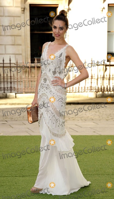 Amber LeBon Photo - June 4 2014 LondonAmber LeBon at the The Royal Academy Of Arts Summer Exhibition on June 4 2014 in London