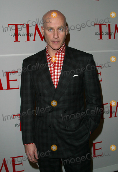 Peter Arnold Photo - Peter Arnold who is executive director of CFDA attending Time Magazines launch of Style  Design issue during New York Fashion Week New York February 10 2003