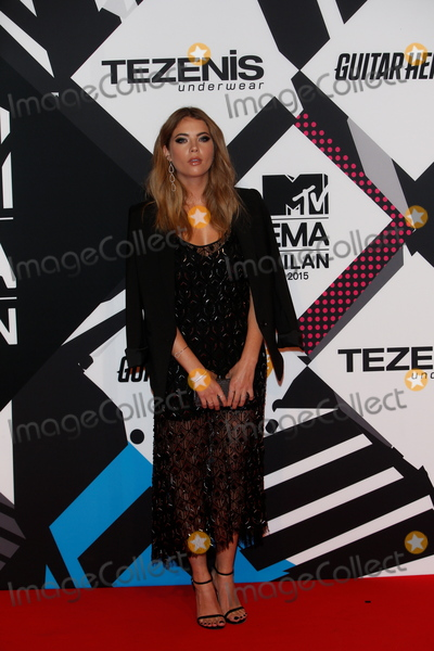 Ashley Benson Photo - October 25 2015 MilanAshley Benson attending the MTV EMAs 2015 at Mediolanum Forum on October 25 2015 in Milan Italy By Line FamousACE PicturesACE Pictures Inctel 646 769 0430