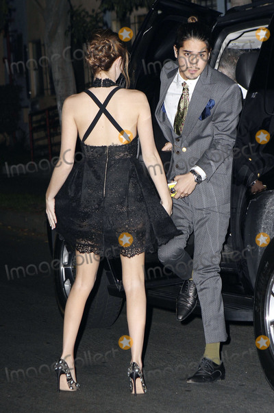 Avan Jogia Photo - ACEPIXSCOMFebruary 17 2015 LAActors Avan Jogia (R) and Zoey Deutch arriving at the Vanity Fair and Fiat Toast to Young Hollywood in support of the Terrence Higgins Trust at No Vacancy on February 17 2015 in Los Angeles CaliforniaBy Line Nancy RiveraACE PicturesACE Pictures IncTel 646 769 0430