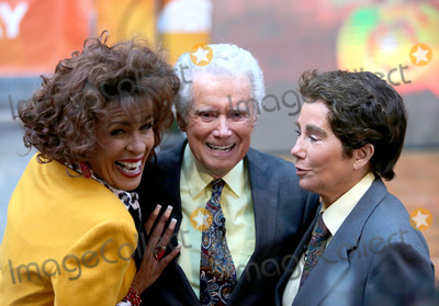 HODA KOTBE Photo - October 31 2016 New York City(L-R) Hoda Kotb as Kathie Lee Gifford Regis Philbin and Kathie Lee Gifford as Regis Philbin appearing on NBCs Today show Halloween event at the Rockefeller Plaza on October 31 2016 in New York CityBy Line Serena XuACE PicturesACE Pictures IncTel 6467670430