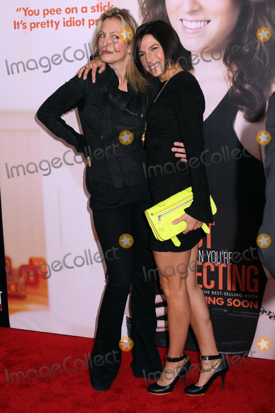 Alexandra Wentworth Photo - May 8 2012 New York CityAlexandra Wentworth and Jessica Seinfeld arriving at the What To Expect When Your Expecting premiere at AMC Lincoln Square Theater on May 8 2012 in New York City