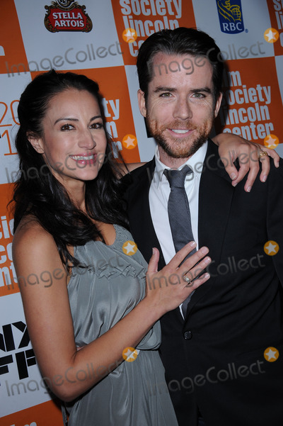 America Olivo Photo - America Olivo and Christian Campbell attend the 49th annual New York Film Festival presentation of Martha Marcy May Marlene at Alice Tully Hall Lincoln Center on October 11 2011 in New York City